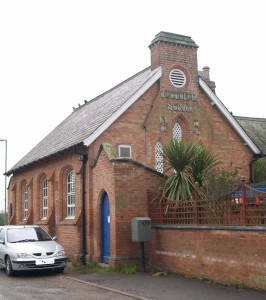 Queniborough National School was built in 1846