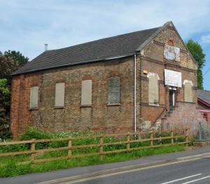 Hugglescote Primitive Methodist Chapel