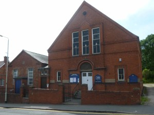 Hugglescote Methodist Church