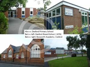 Schools in Desford