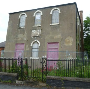 Former Wesleyan Methodist Chapel at Griffydam