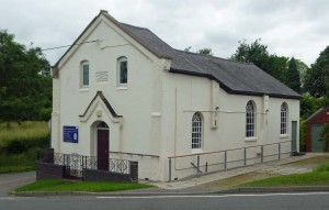 Griffydam Wesleyan Reform Church: 'The Chapel in the Valley'