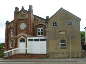 The Wesleyan Methodist chapels in Whitwick
