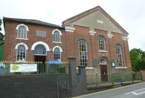 Whitwick Baptist Chapels