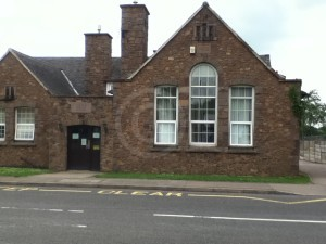 Former school in Stoney Stanton