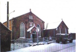 Nether Broughton Methodist Church
