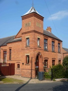 Old Dalby Wesleyan Chapel, 1902