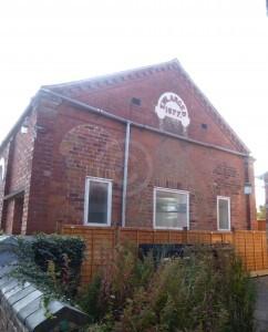 Ab Kettleby Wesleyan chapel