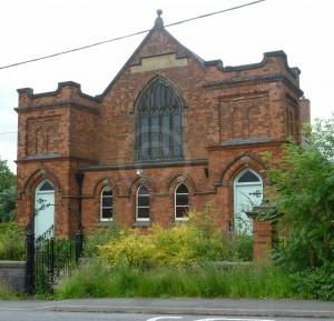 Coleorton Primitive Methodist chapel