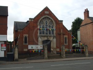 Cosby Baptist Church