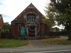 Cosby's second Primitive Methodist Chapel
