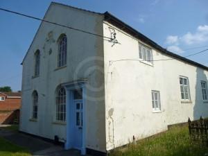 Long Whatton Baptist church