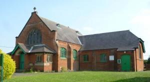 Long Whatton Methodist church