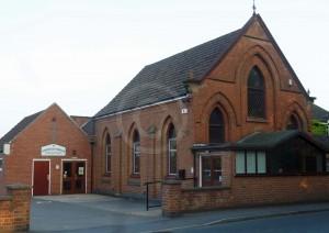 Newbold Verdon Methodist Church