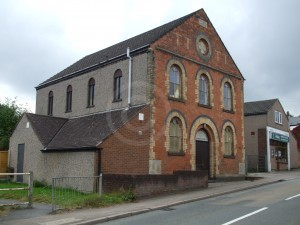 Stoney Stanton Congregational Chapel