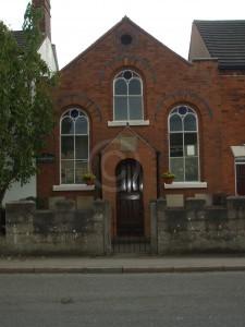 Stoney Stanton Wesleyan Chapel