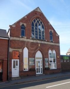Thurmaston Wesleyan Methodist Chapel