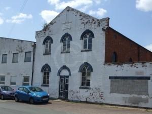 Former Whetstone Baptist Chapel