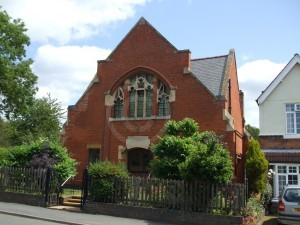 Whetstone Baptist Church
