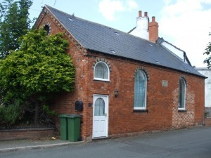 Former Congregational chapel at Whetstone