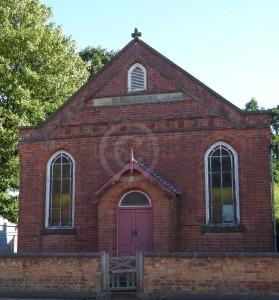 Wymondham Wesleyan Chapel 1891