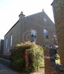 Wymondham Independent Chapel 1840