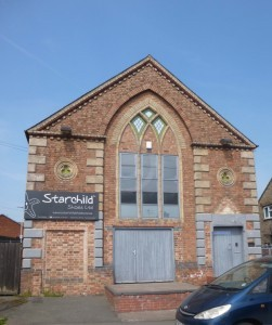 Ibstock Primitive Methodist Chapel