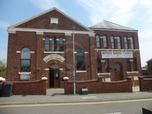 Ibstock Baptist Church