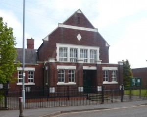 Ibstock Wesleyan Reform Chapel