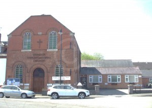 Burbage Congregational Church