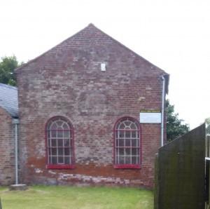 Former nonconformist chapel at Ibstock