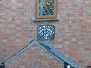 Former Primitive Methodist Chapel, Seagrave