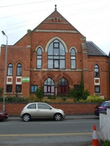 Former Methodist Church, Shilton Road