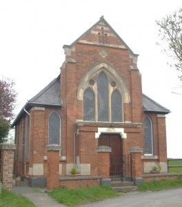 Stapleton Methodist Church (built 1905)