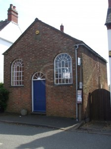 Stoke Golding original Primitive Methodist chapel (replaced in 1905)