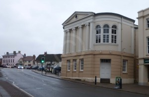 Lutterworth Town Hall