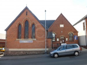 Enderby Methodist Church