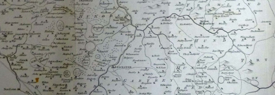 Maps before the Ordnance Survey